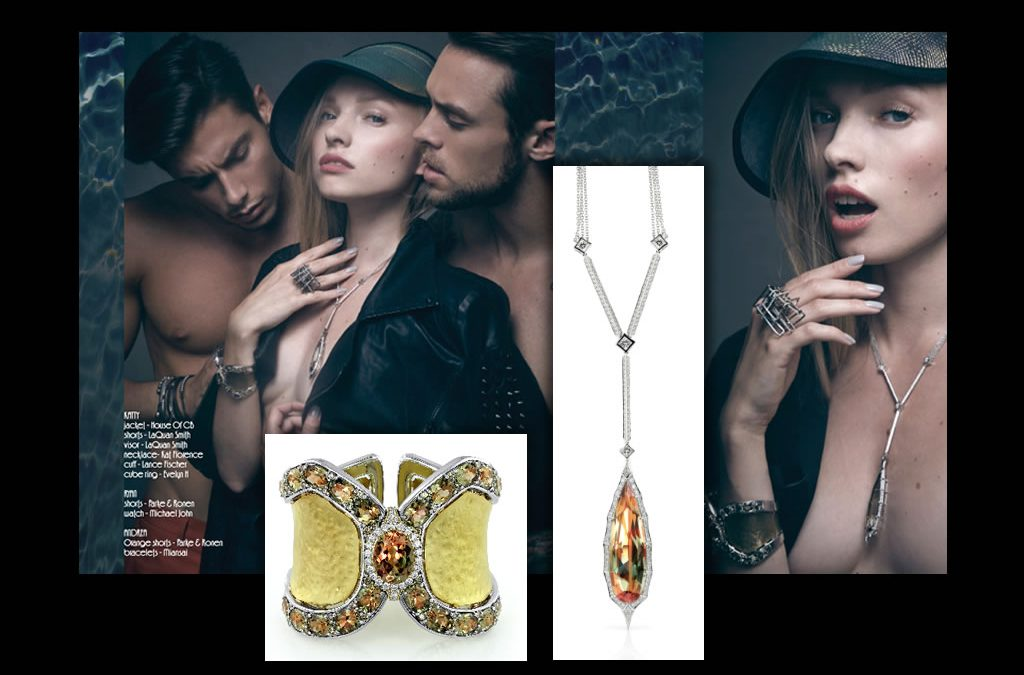 Zultanite® Jewelry In Summary Magazine